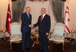 Son Dakika... Başkan Erdoğandan KKTCde net mesaj