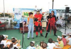 Miniklere tiyatrolu eğitim