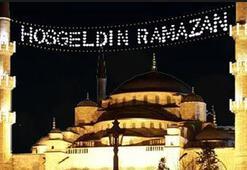 Ramazan topu yerine ses bombası