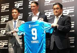 Torres: Yeni takımım Sagan Tosu