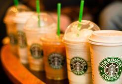 Starbucks plastik pipetleri yasaklıyor
