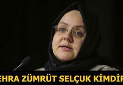 Zehra Zümrüt Selçuk kimdir Çalışma, Sosyal Hizmetler Aile Bakanı