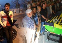 Kübada ölen Metehan, Fenerbahçe formasıyla uğurlandı
