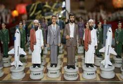 'Usame Bin Ladin ile ABD' satranç tahtasında