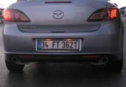 SÜRÜŞ İZLENİMİ   -  Yeni Mazda6 2.0