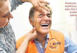 Doktor Öz'den Suriyeli sığınmacılara ziyaret