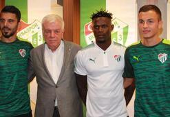 Bursaspor transferde sık dokuyor