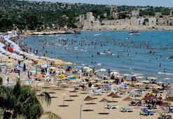 Yabancı her 10 turistten biri Alanyaya geliyor