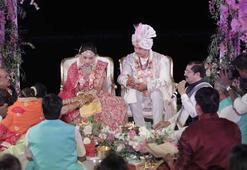 Bodrumda dillere destan Hint düğünü