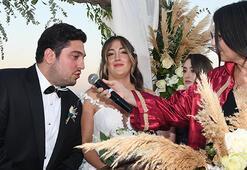 Yeşilçamı buluşturan düğün