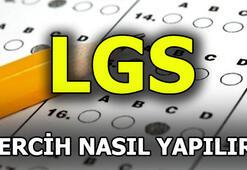 LGS tercileri nasıl yapılır LGS yerleştirme sonuçları ne zaman açıklanacak