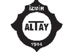 Altay'da hedef Süper Lig