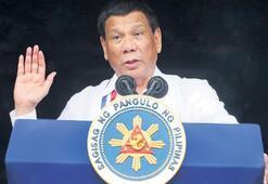 Duterte'den yine olay yaratan yorum