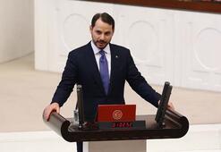 Enerji Bakanı Berat Albayrak Mecliste yemin etti