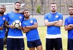 Antalyaspor lige hazırlanıyor