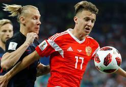 Rusya - Hırvatistan: 5-6