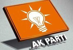 AK Partide yeni kadro belli oldu