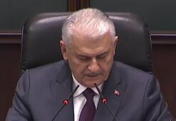 Binali Yıldırım helallik istedi