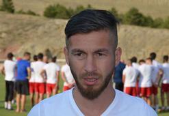 Yeni Malatyasporda Adem Büyük sakatlandı