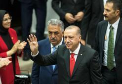 Son dakika... Erdoğandan kabine mesajı Meclisten isimler...