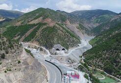 Yeni Zigana Tünelinin yapımı yarılandı