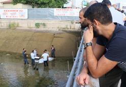 İnşaat işçisi girdiği sulama kanalında boğularak can verdi