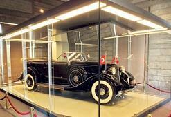 İş Bankası'ndan Ata'nın araçlarına özel vitrinler