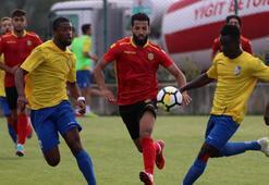 Yeni Malatyaspor-Dunarea Calaraşi: 1-0