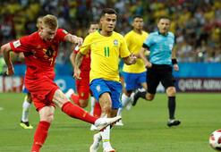 Brezilya - Belçika: 1-2