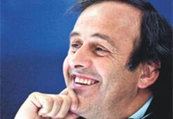 Platini FIFA değil, UEFA Başkanı...