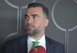 Hakan Ünsal: Bu kadro yapısı Galatasarayı zorlayacaktır