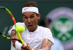 Nadal ile Halep tur atladı