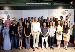 Mercedes-Benz Türk StartUP yarışmasının kazananları açıklandı