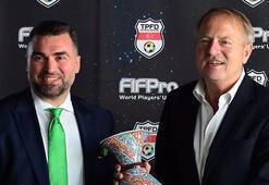 Uluslararası Profesyonel Futbolcular Birliğinden TPFDye ziyaret