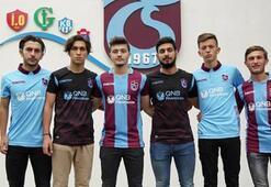 Trabzonspor altyapıdan 6 oyuncu ile sözleşme imzaladı