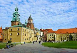 Ejderhalar şehri Krakow