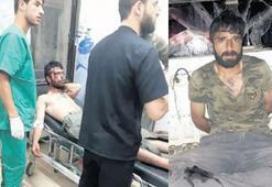 Son dakika: İki YPGli böyle yakalandı