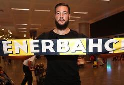 Fenerbahçenin yeni transferi İstanbulda
