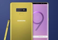Samsung Galaxy Note 9un satışa çıkacağı renk seçenekleri belli oldu