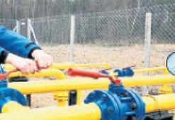 Güzelbahçe sakinleri doğalgaza kavuştu
