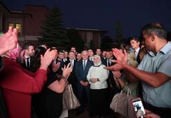 Başbakan Yıldırımdan personeline veda
