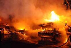 İstanbulda olaylı gece...