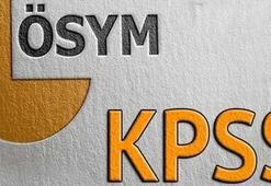 KPSS ortaöğretim başvuruları başladı KPSS başvurusu nasıl yapılır