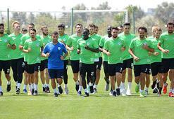 Atiker Konyasporda yeni sezon hazırlıkları