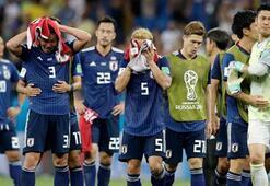 Japon Milli Takımının davranışı olay oldu