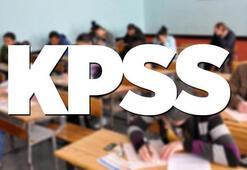KPSS ortaöğretim sınavı ne zaman ÖSYM KPSS sınav tarihleri