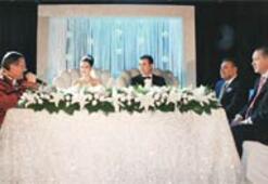 Ankara'nın konuştuğu düğün