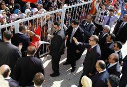 Tuncelide Erdoğan protestosu