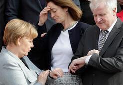 Almanyada kriz aşıldı, Merkel nefes aldı