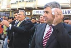 Baykal'ın İzmir turu böyle geçti